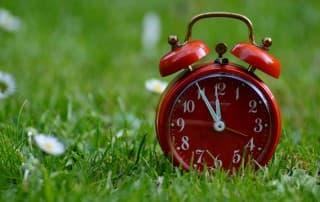 cambio hora ahorrar energía