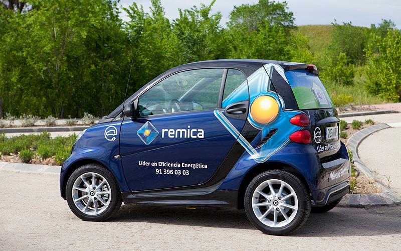 movilidad sostenible Remica