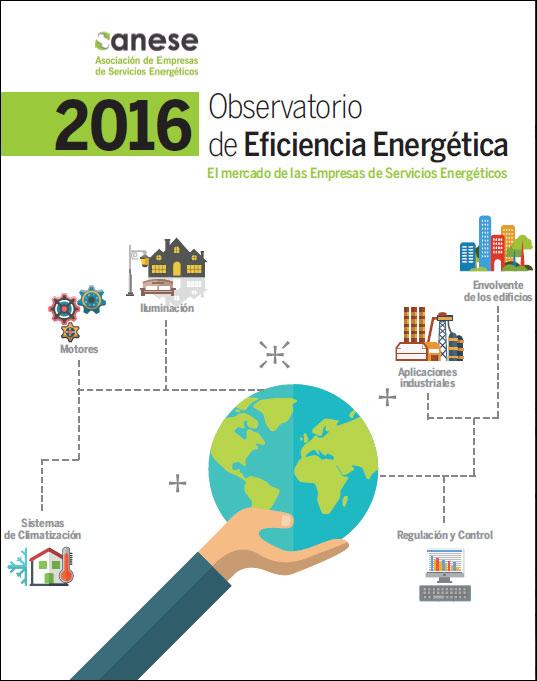 observatorio de eficiencia energética ANESE