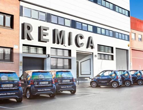 ¿Qué tipo de servicios a empresas ofrece Remica?
